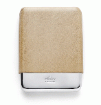 BUNNEY (バニー) Tan Leather Sleeve Card-Case
